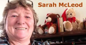 Sarah McLeod from Tasmania, Australia